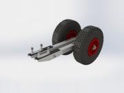 Транцеві човнові колеса