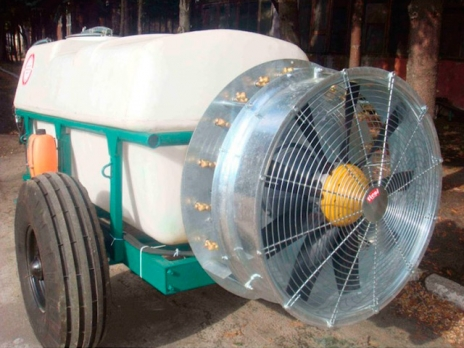 Вентиляторный опрыскиватель ОПВ-2000